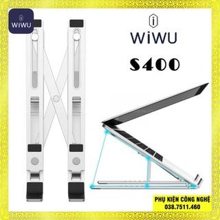 [Mã 1010ELSALE hoàn 7% đơn 300K] Giá đỡ tản nhiệt gấp gọn WIWU S400 cho Laptop Macbook thumbnail