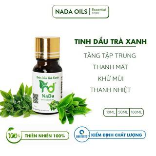 Tinh dầu TRÀ XANH nguyên chất Nada thumbnail