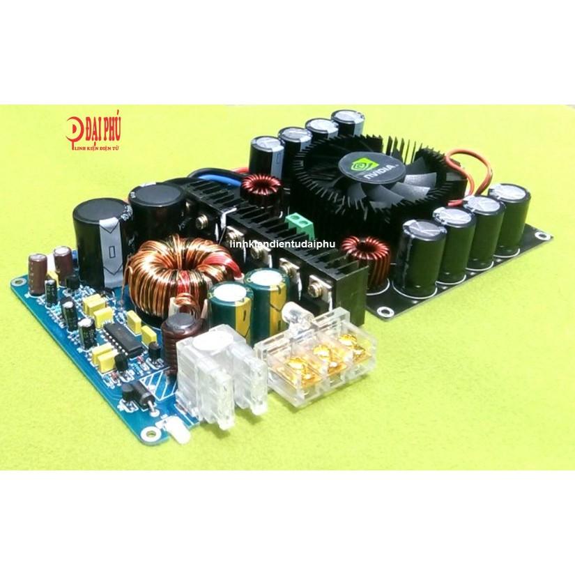 Trọn bộ mạch công suất class D TDA8954 Mono 420W - DIY loa kéo - 3348322 , 1326824868 , 322_1326824868 , 1290000 , Tron-bo-mach-cong-suat-class-D-TDA8954-Mono-420W-DIY-loa-keo-322_1326824868 , shopee.vn , Trọn bộ mạch công suất class D TDA8954 Mono 420W - DIY loa kéo