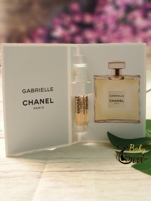 [Mẫu thử] Nước hoa sample nữ Gabrielle