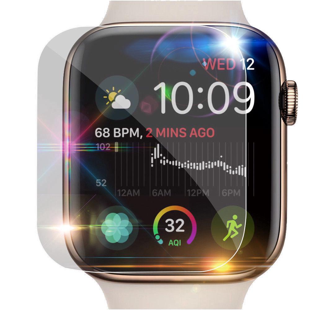 Kính cường lực bảo vệ màn hình đồng hồ thông minh Apple Watch Series 4 iWatch 40MM / 44MM