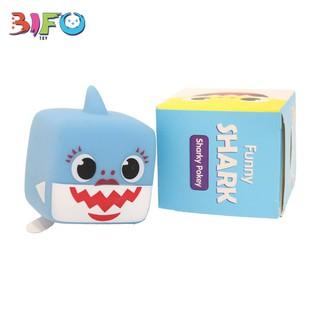 [🏮Ưu đãi khủng toàn shop🏮] Đồ chơi cá mập biết hát Baby Shark cho bé nhảy múa thỏa thích