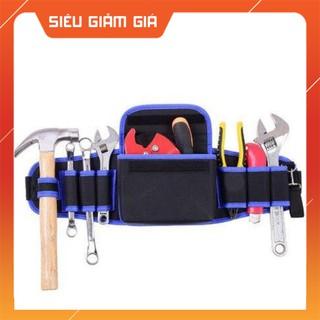 Đai đeo hông cho thợ kỹ thuật sửa chữa điện,điều hòa,cơ khí,cáp quang,thạch cao..gọn nhẹ dễ sử dụng