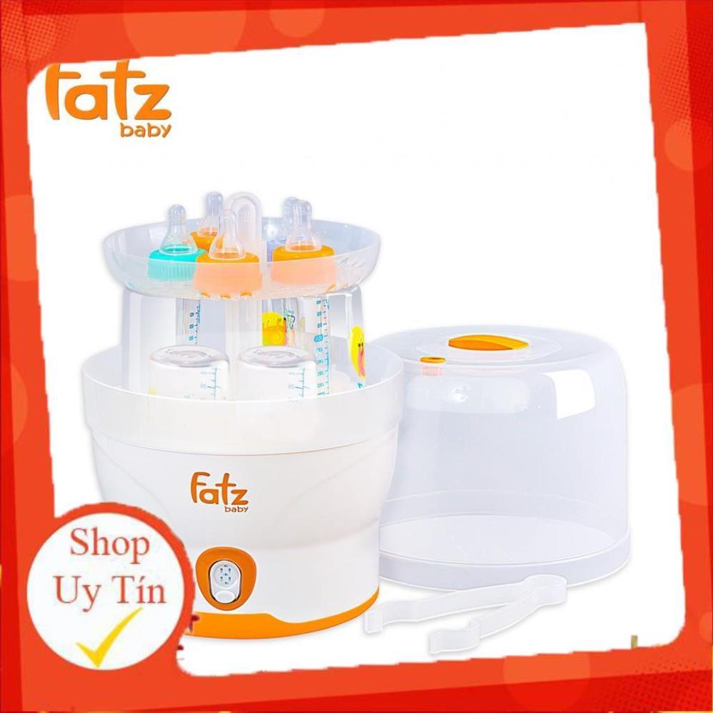 Chính Hãng - Máy Tiệt Trùng Hơi Nước Điện Tử Fatz Baby FB4028SL loại mới