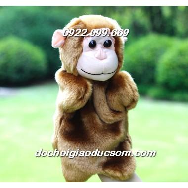 Rối bàn tay - Hình con khỉ