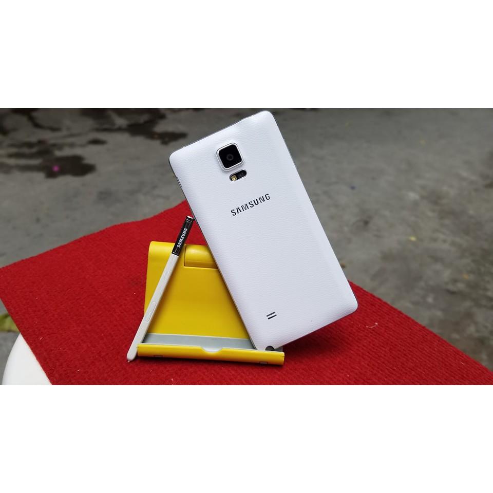 Điện Thoại samsung Galaxy Note 4 S-LTE , Bản mạnh nhất 3/32GB 4G LTE / mua tại PlayMobile