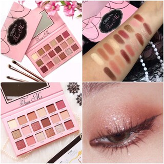 Bảng Phấn Mắt 18 ô Beauty Creations Tease Me Eyeshadow Palette NEW thumbnail