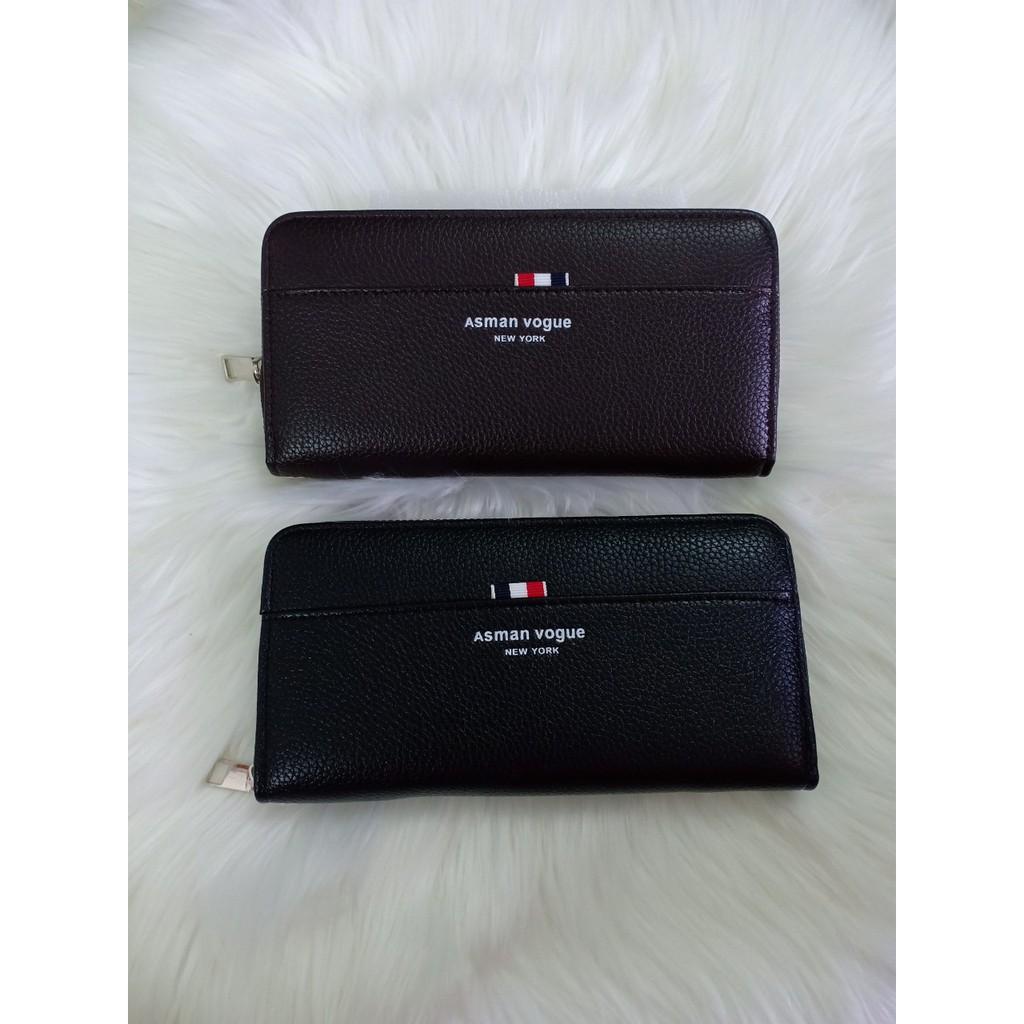 Bóp Ví Nam Nữ Unisex VNDD8090 Sành Điệu Thời Trang Cao Cấp