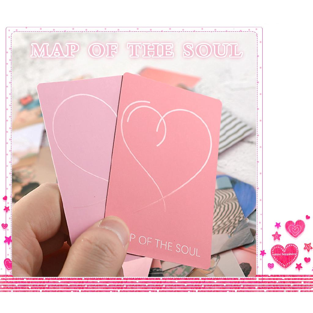 [sedmart-COD] ARMY 13pcs/set BTS Map Of The Soul Persona Lomocards KPOP Bangtan Boys Photocards
