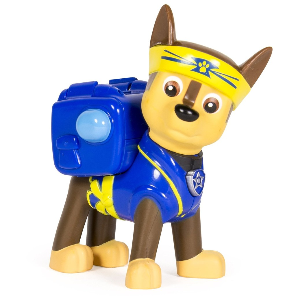 Chó tuần tra Paw Patrol Hero Pup Toy - Karate Chase