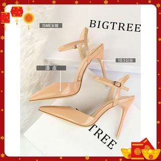 Giày cao gót thời trang độc đáo sang chảnh cao 8 cm mã BB_C46 thumbnail
