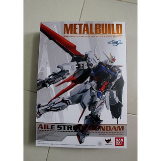 Mô hình Metal Build Gundam Strike Aile