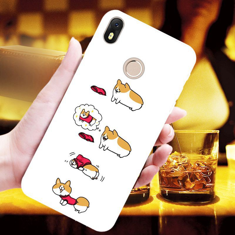 For Infinix X573 Simple and cute TPU phone case - For Infinix X573