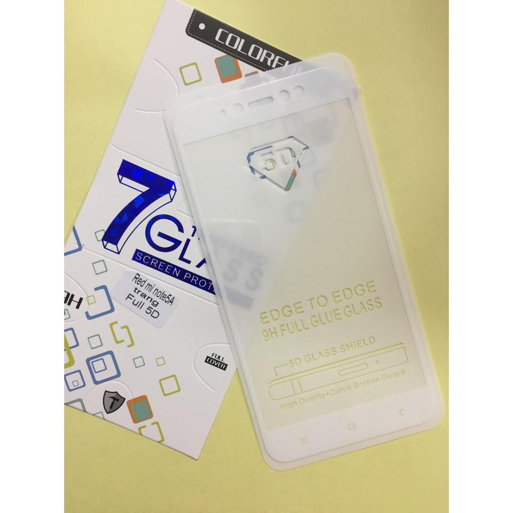 Màu trắng - Kính cường lực 5D cho Xiaomi Redmi Note 5A CAO CẤP Full màn hình - 2629098 , 1248891538 , 322_1248891538 , 49000 , Mau-trang-Kinh-cuong-luc-5D-cho-Xiaomi-Redmi-Note-5A-CAO-CAP-Full-man-hinh-322_1248891538 , shopee.vn , Màu trắng - Kính cường lực 5D cho Xiaomi Redmi Note 5A CAO CẤP Full màn hình