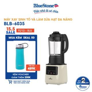 Máy xay sinh tố và làm sữa hạt đa năng BlueStone BLB-6035 thumbnail