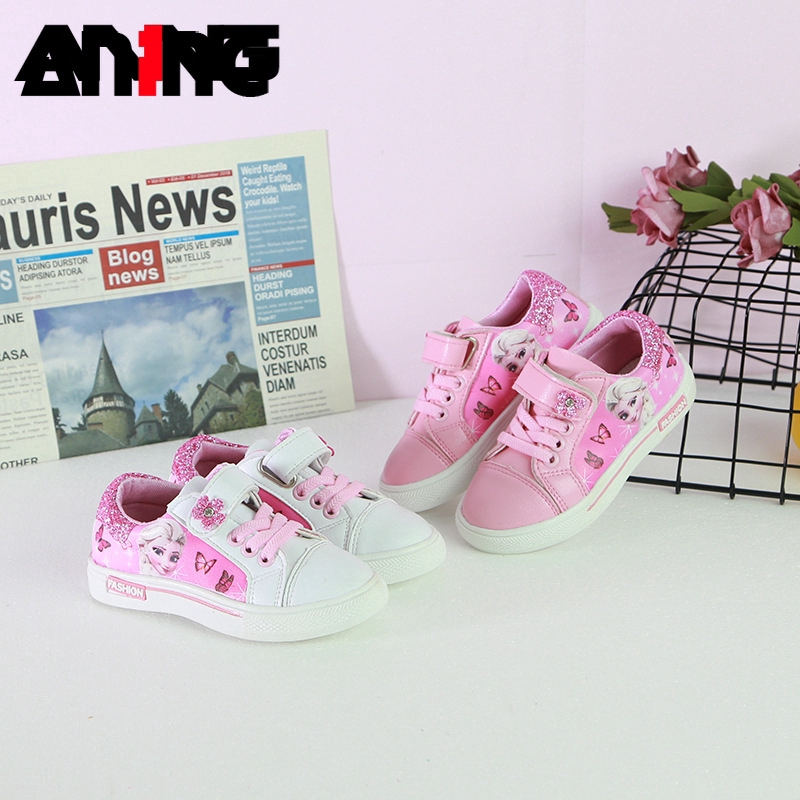 Giày công chúa xinh xắn cho bé gái