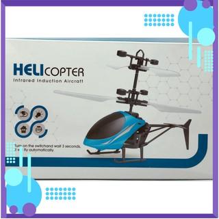 [Giá Cực Sốc] Máy bay helicoptercho trẻ em ,Chất liệu: cứng nhựa, hợp kim và linh kiện điện tử –3854 [Loại Tốt]