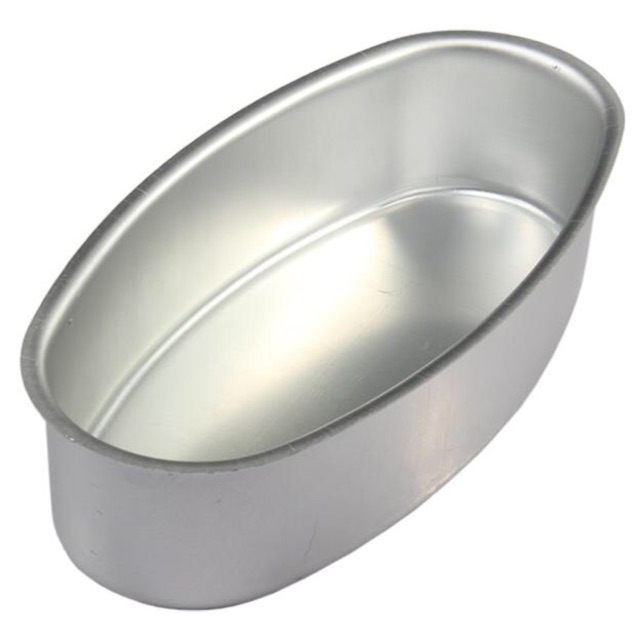 Khuôn oval nhôm - bánh 400-500gr