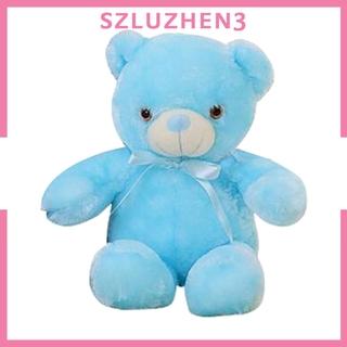[SmartHome ] Teddy Bear Toys Cartoon Animals Figure Toys Battery Powered Home Decor Ornaments