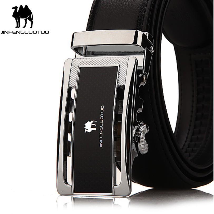 (NEW 2019 Men's Belt) Bảo Hành 1 Năm - Dây Nịt Thắt Lưng Da Bò Thật Cao Cấp AHF0487 - Hàng Nhập Khẩu - Nam Nữ