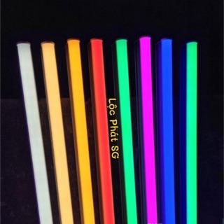 [Mã LIFEHOT10K giảm 10K đơn 20K] Đèn LED Tuýp chuyên dùng quay Tiktok (120cm, 90cm) – Đủ màu siêu sáng, loại tốt