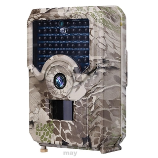 Waterproof Night Vision Tracking Motion Activated Scouting IP54 Outdoor Wildlife Low Glow Camera