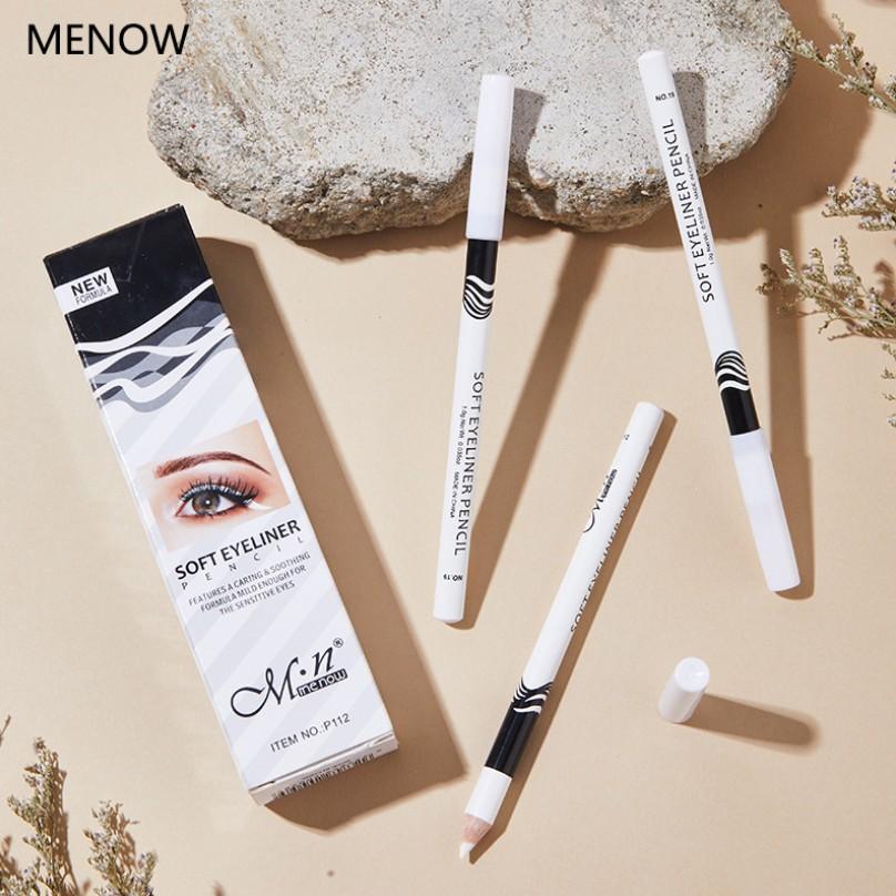 Bút kẻ mắt Highlight Soft Eyeliner Pencil 1.0g (Trắng)