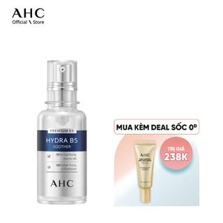 Tinh Chất Cấp Ẩm AHC Premium Ex Hydra B5 Soother 30ml thumbnail