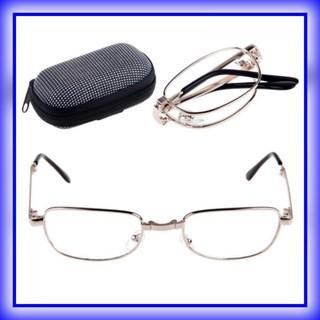 kính lão kính đọc sách kính người già gấp gọn từ 0,5 đến 4 độ