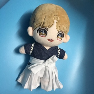 [OUTFIT DOLL 20CM] Kendo warrior