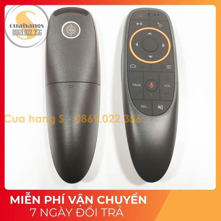 Chuột bay G10S và G10 điều khiển giọng nói 1 nút học lệnh