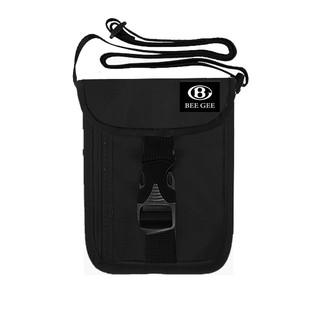 Túi đeo chéo nam nữ để điện thoại tiền lẻ thời trang Hàn quốc chống thấm nước BEE GEE 084 đẹp giá rẻ