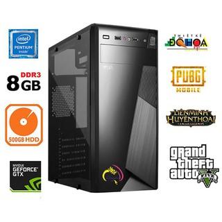 Thùng CPU Đồ Họa và Chiến GAME thế hệ 4-Chính hãng
