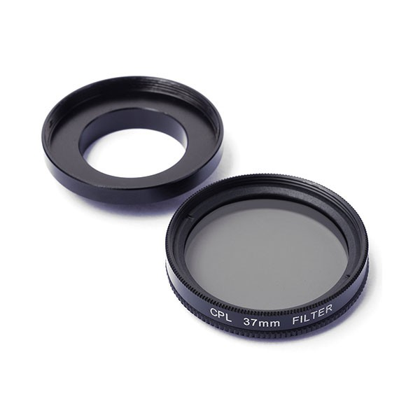 Adapter ring gắn kính lọc, ống kính cho Gopro