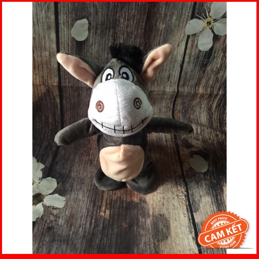 {Có Quà} Đồ chơi lừa Donkey biết nói biết hát cho bé