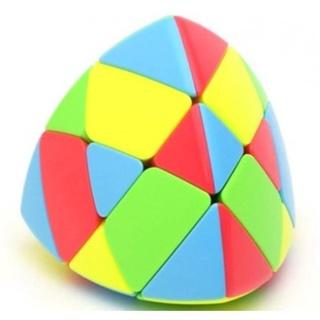Rubik Biến Thể QiYi Mastermorphix Cube 3x3 Mastermorphix MoFangGe 3 Tầng 3x3x3 cao cấp thumbnail