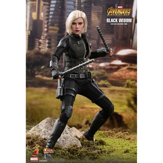 Mô hình Hot Toys Black Widow Infinity War 1/6