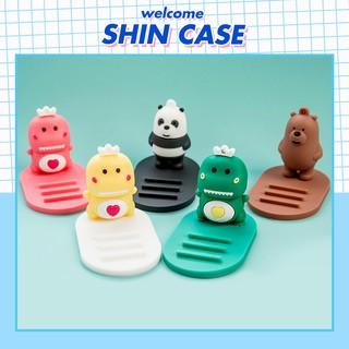 Kệ giá đỡ điện thoại ĐỂ BÀN HÌNH THÚ XINH – Shin Case