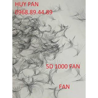 mi fan 5D, độ congC-CC- D, độ dày 0.07 ( hộp 1000 fan) đẹp như fan tay, chân nhỏ, xèo đều, dùng nối volume. thumbnail