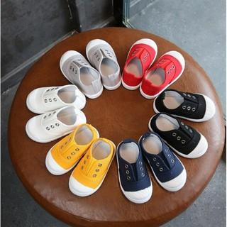 Giày vải mềm cho bé trai và bé gái. M133