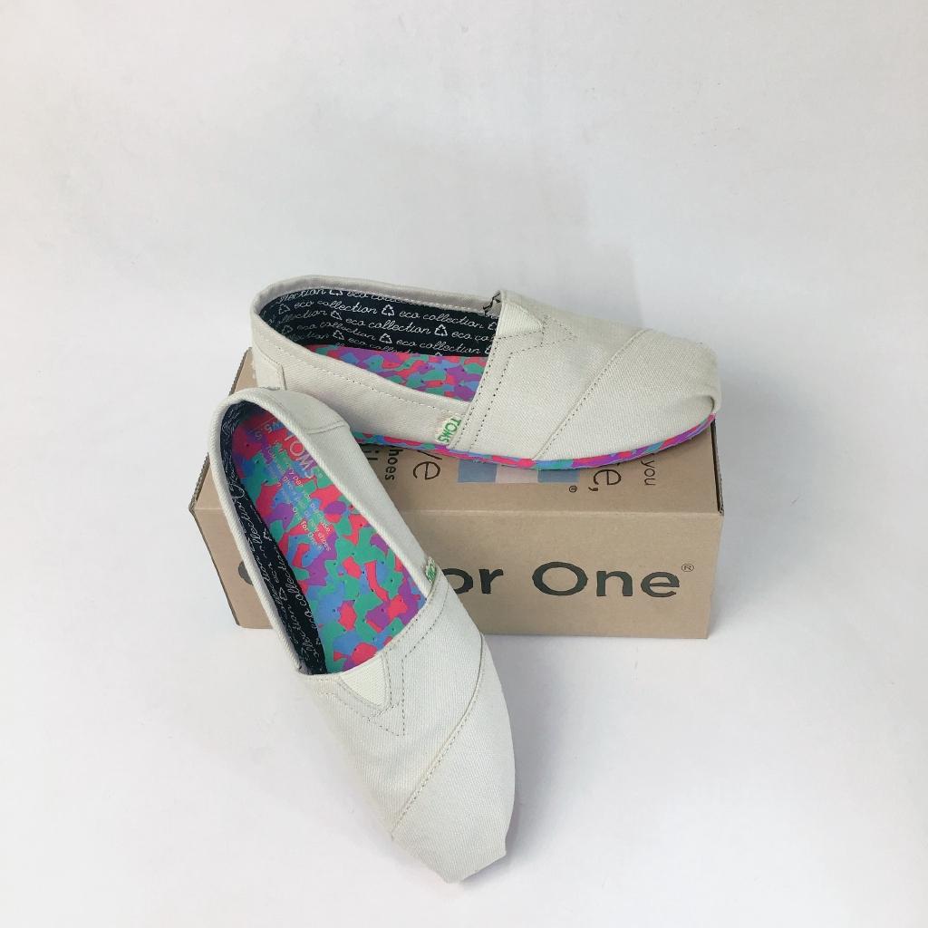 giày lười họa tiết rằn ri thời trang dành cho nữ