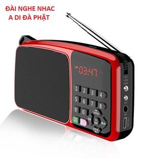 Đài FM nghe nhạc cắm USB cho người già thumbnail