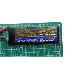 Pin Tiger 2s 4500mah 30C