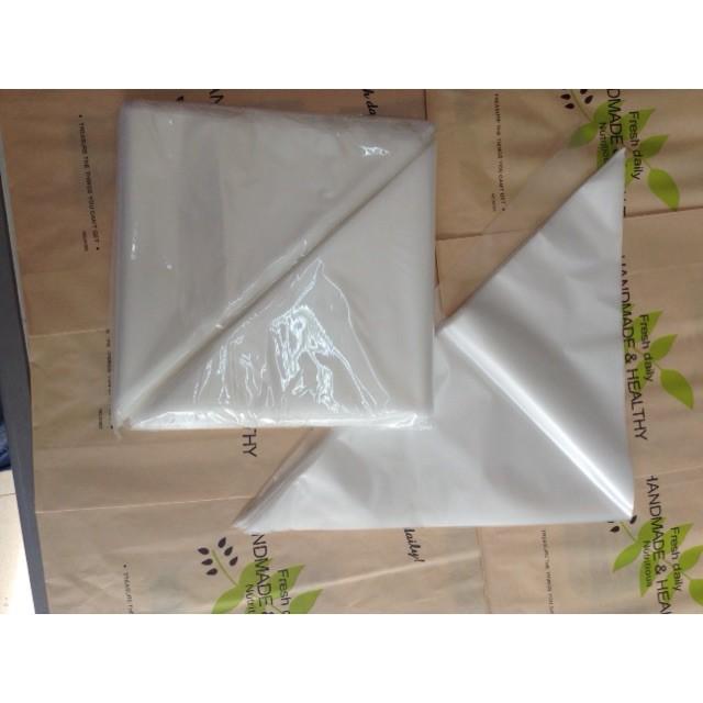 Túi bắt kem tam giác cỡ vừa (1kg)