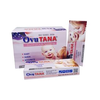 Que thử rụng trứng Ovutana giá tốt -Dụng cụ phát hiện ngày rụng trứng thumbnail