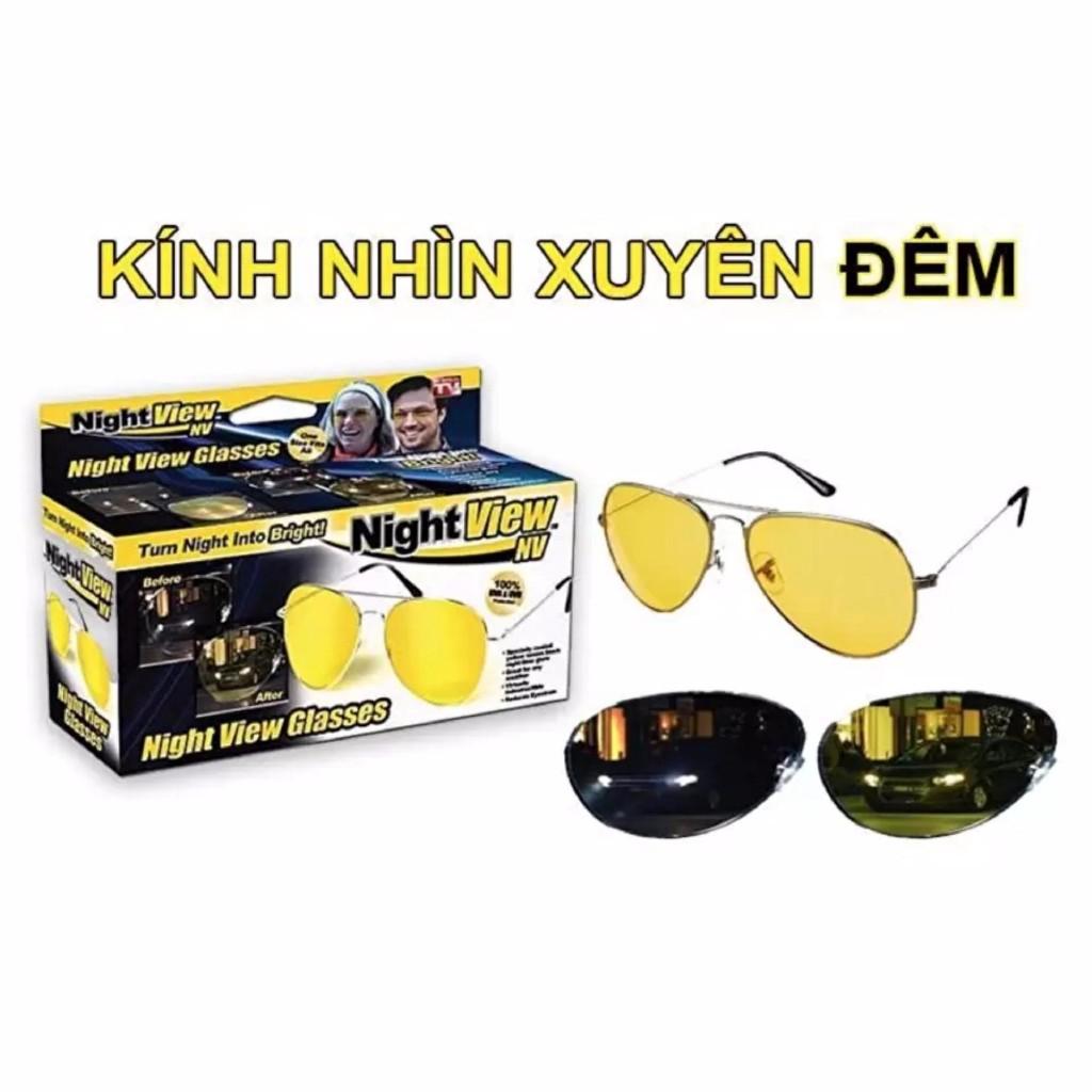 Mắt Kính Nhìn Xuyên Đêm NIGHT VIEW GLASSES - Hàng Cao Cấp