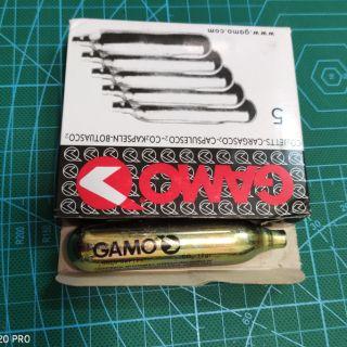 Chai Co2 12g GAMO (Gold). Lẻ 1 thỏi