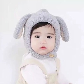 Mũ len cừu cho bé thumbnail