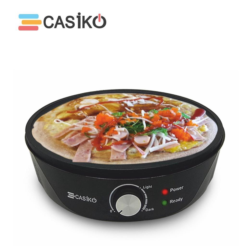 CASIKO เครื่องทำแพนเค้ก เครื่องทำเครป รุ่น CK-5010AASIKO เครื่องทำแพนเค้ก เครื่องทำเครป รุ่น CK-5010A