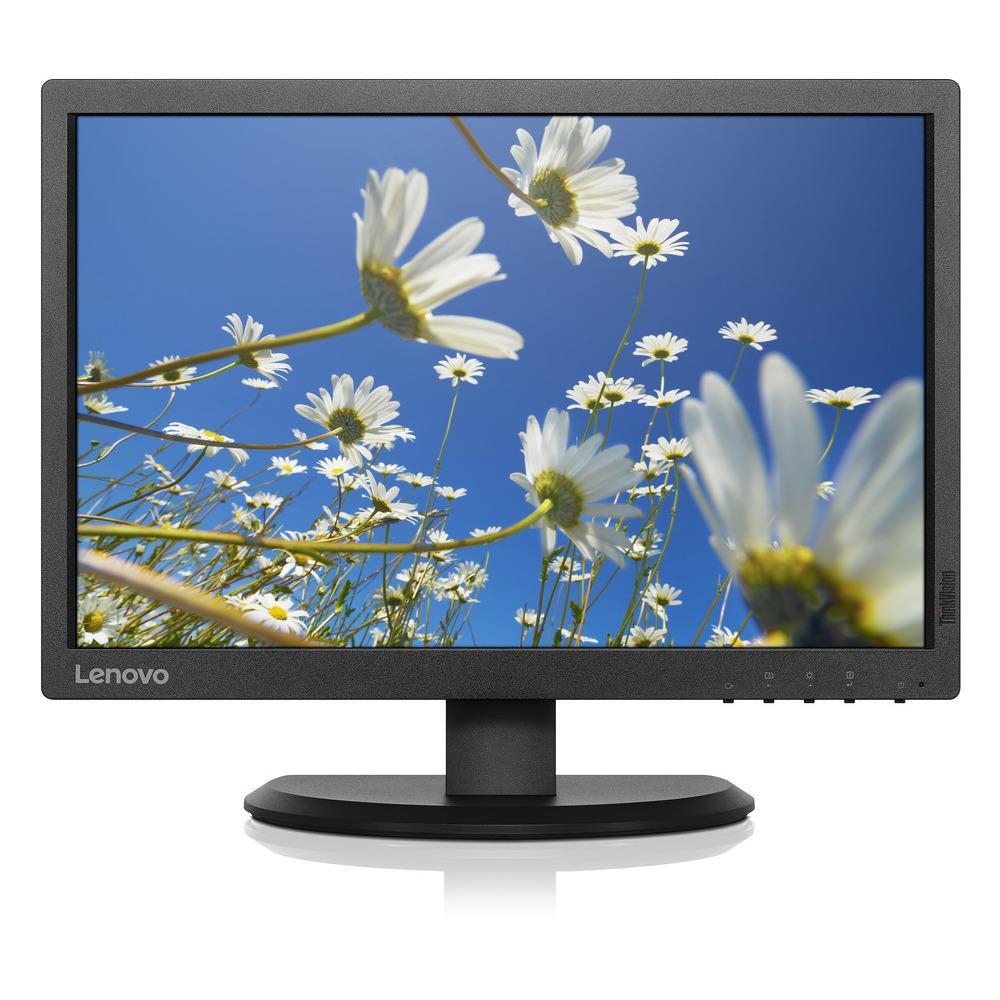 "Màn hình máy tính Lenovo ThinkVision E2054 19.5"" 60DFAAR1WW - BH 36 tháng"